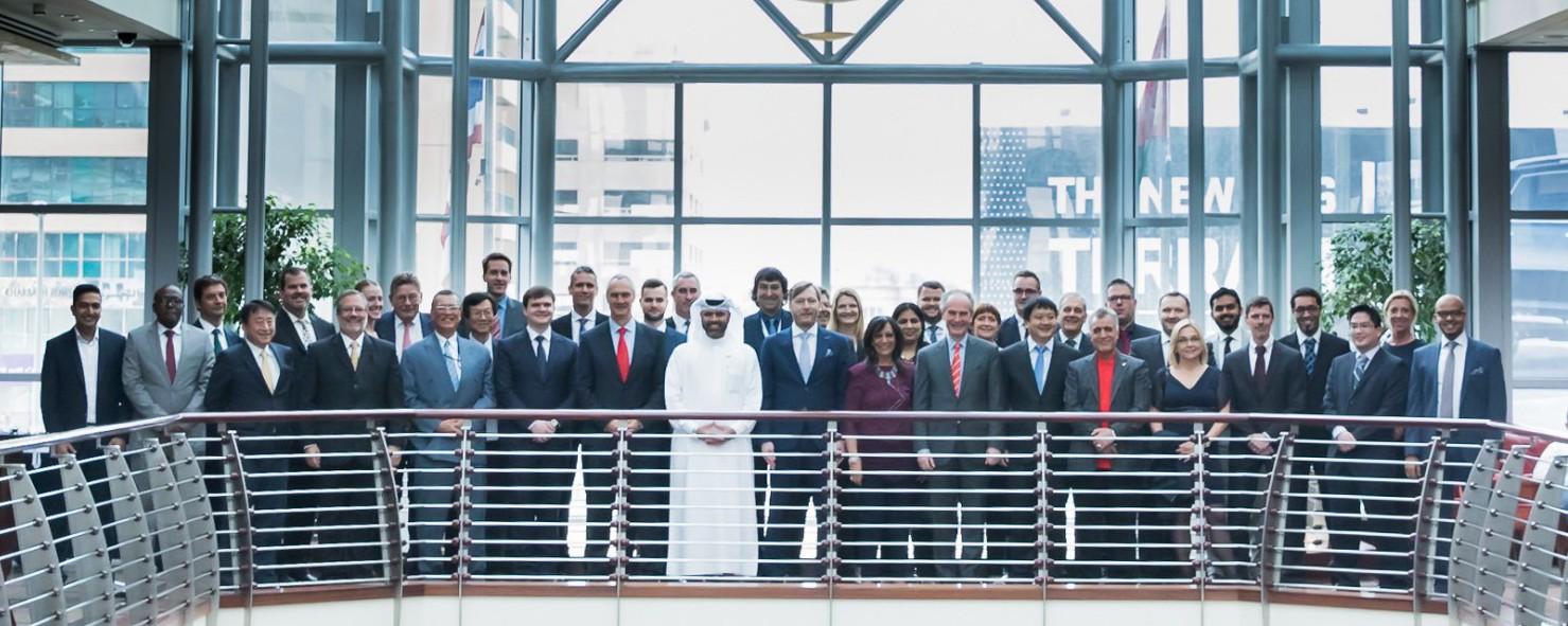 <em>TCM World Congress 2016 Dubai</em>