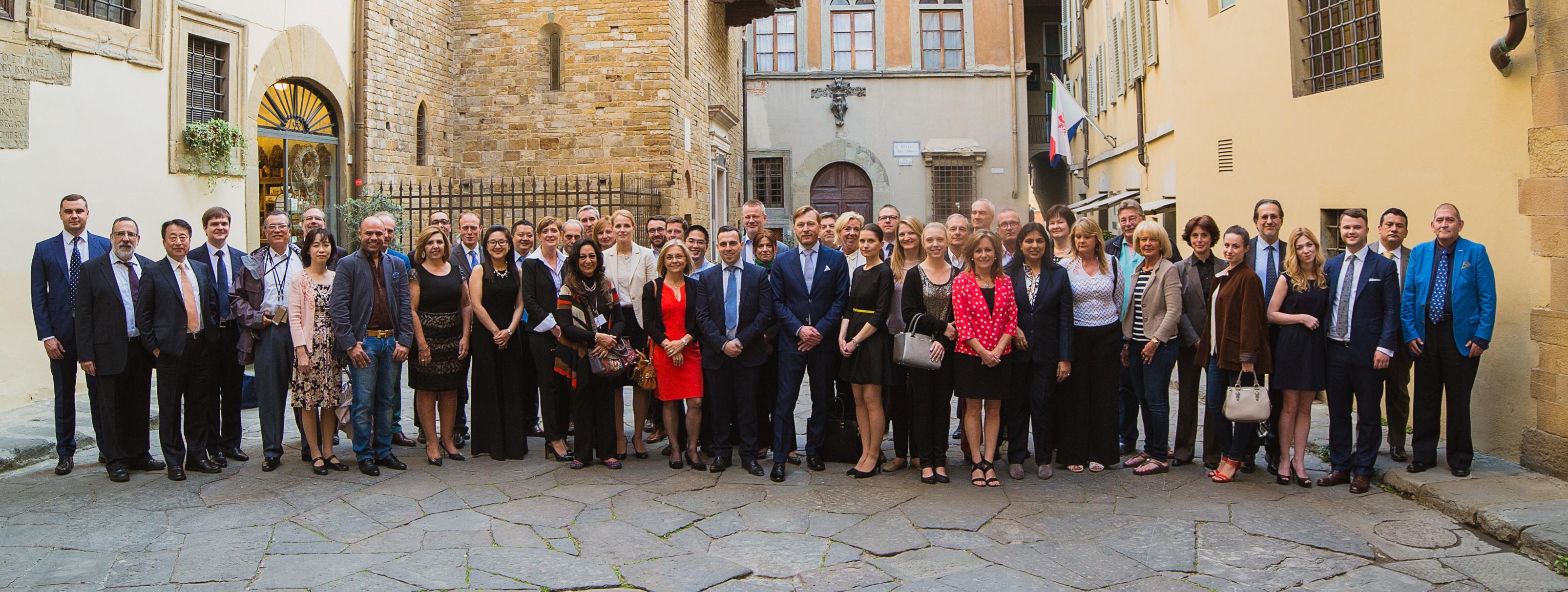 <em>TCM World Congress 2015 Florence</em>