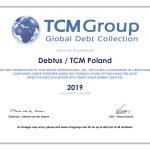Certificate 2019 Poland